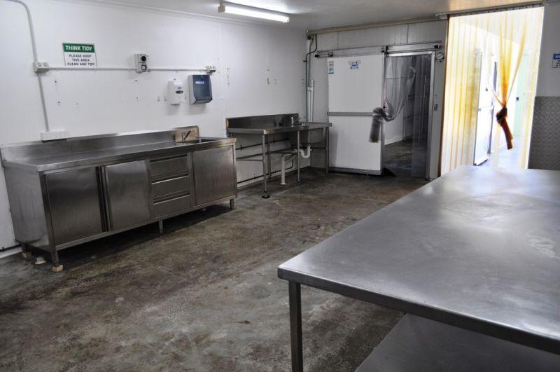 Ashmore Food Factory