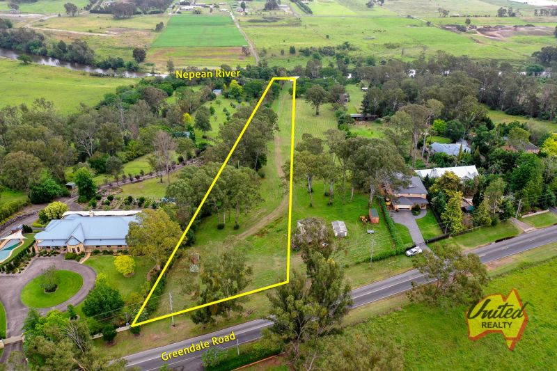 Rare Acres with River Frontage & Views!