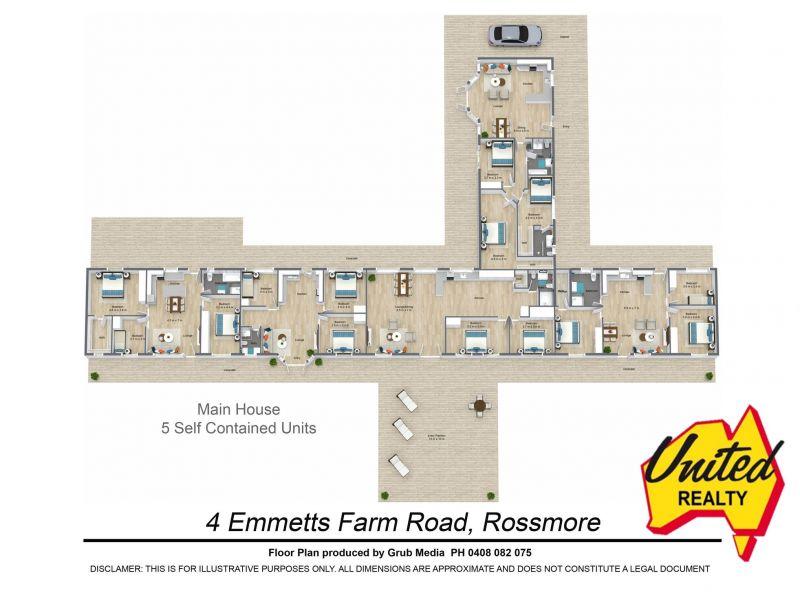 4 Emmetts Farm Road Rossmore 2557