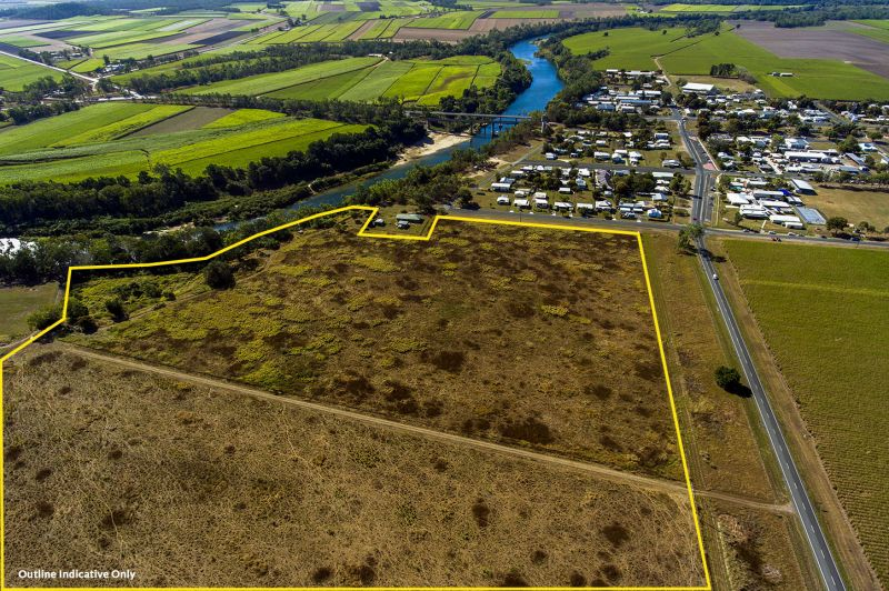 Approved 106 Lot Residential Subdivision