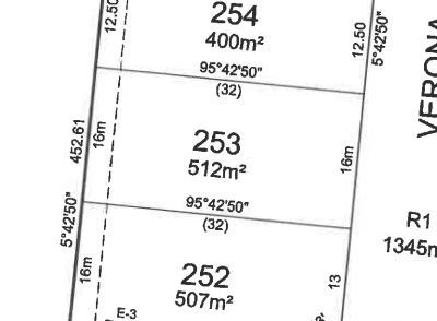 Large 512sq block – 10Mins from Watergardens – Driveway widened