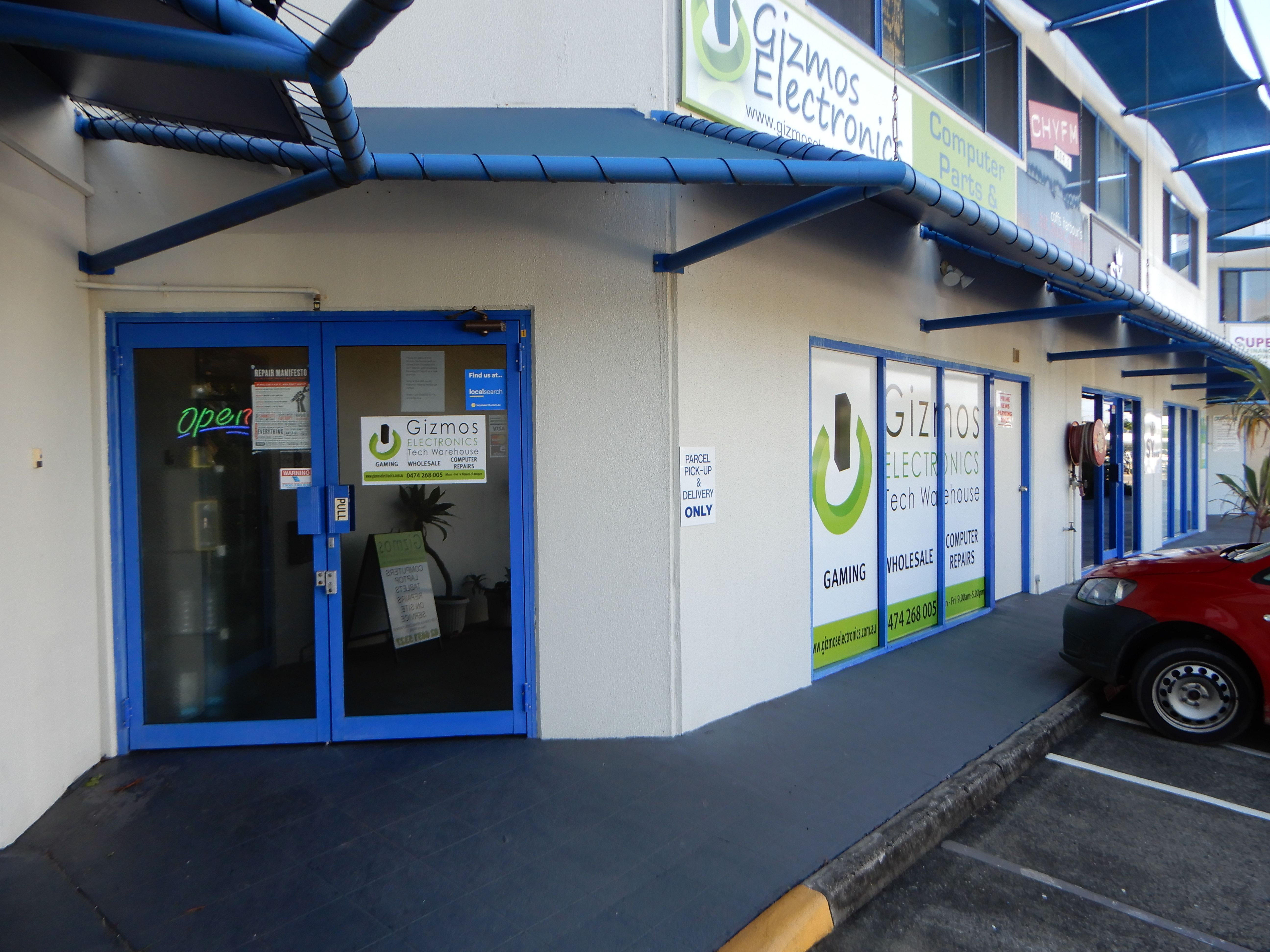 Real Estate For Commercial Lease - Suite 1/30 Orlando Street - Coffs