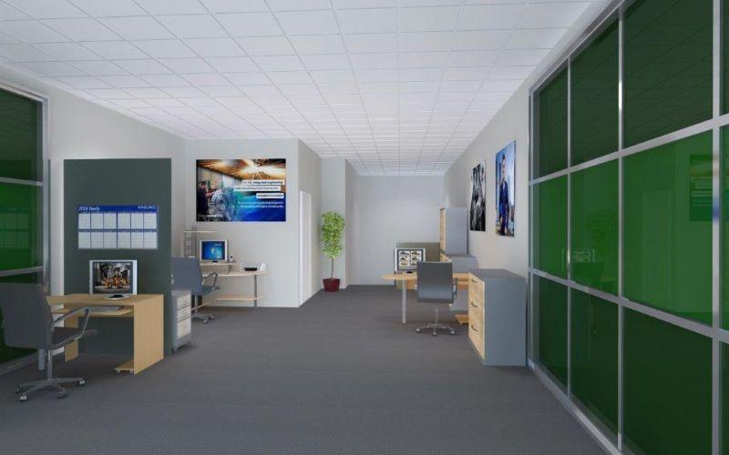 CORPORATE OFFICE/ WAREHOUSE/ SHOWROOM