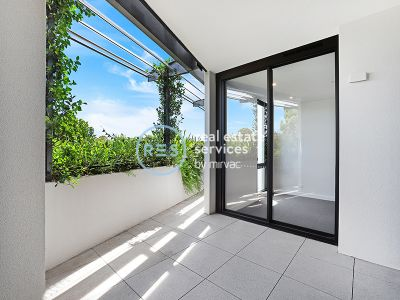 2-Bedroom Apartment with Garden Terrace + Parking in Marrickville!