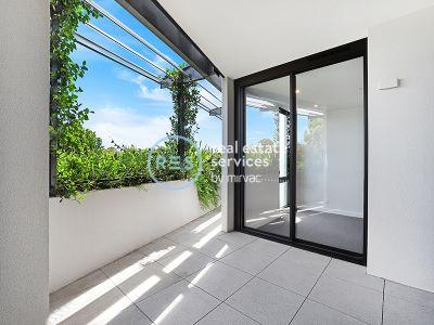 2-Bedroom Apartment with Garden Terrace + Parking in Marrickville!