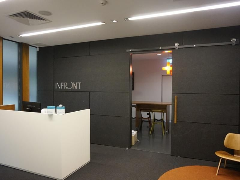 BOUTIQUE FITTED OUT OFFICE