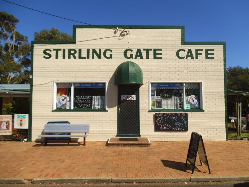 Stirling Gate Cafe