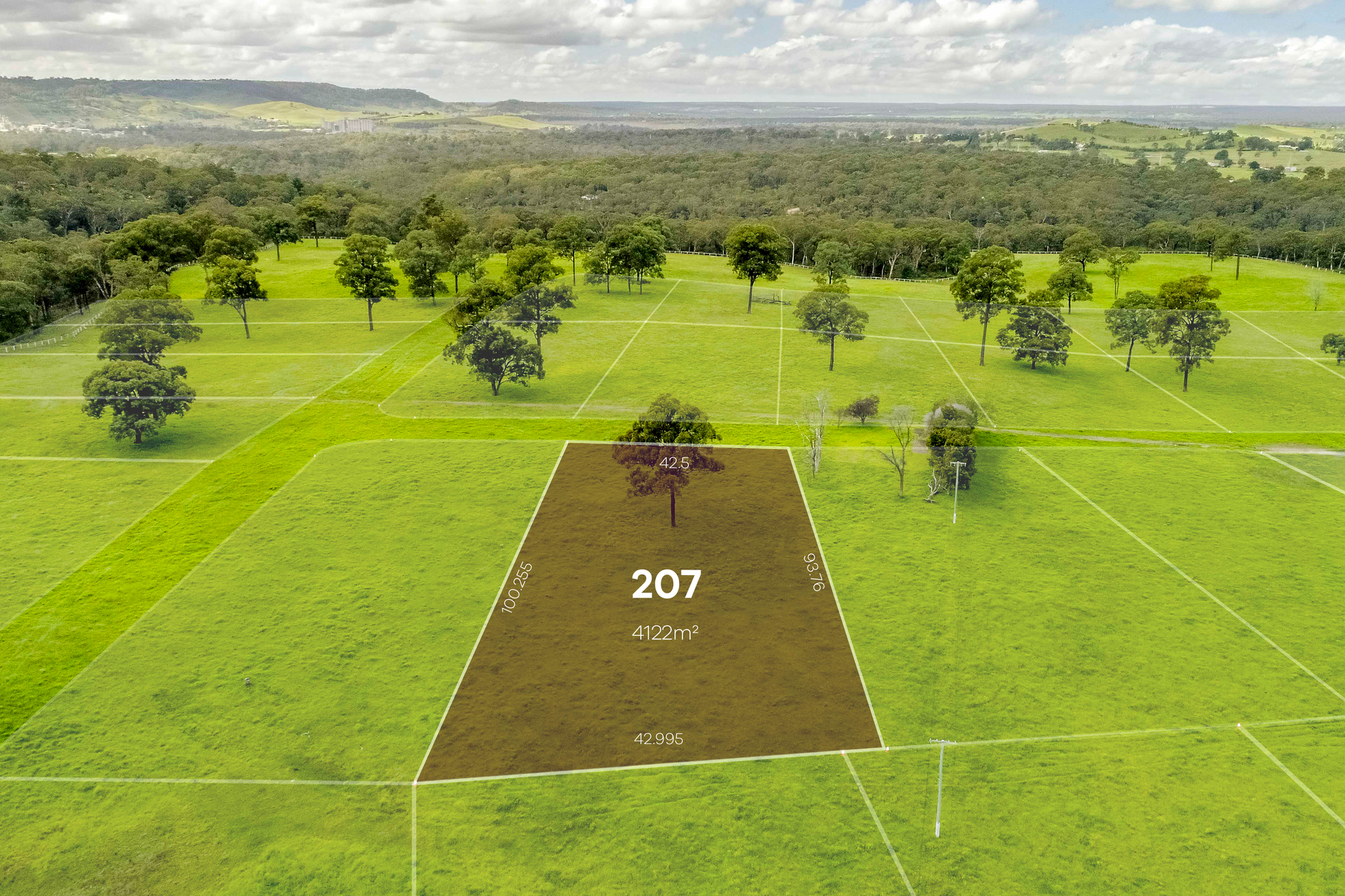 Tahmoor Lot 207 Proposed Road | The Acres