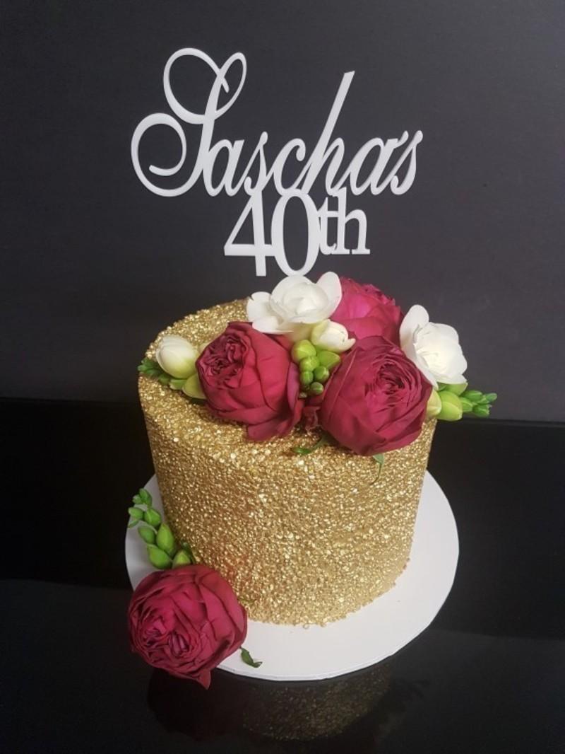 Custom Cakes, Sydney Road, Prime Corner Location