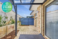 Unit 51 Lakeside Gardens - One bedroom unit featuring open plan living, fresh decor, new carpet and a private rear courtyard.