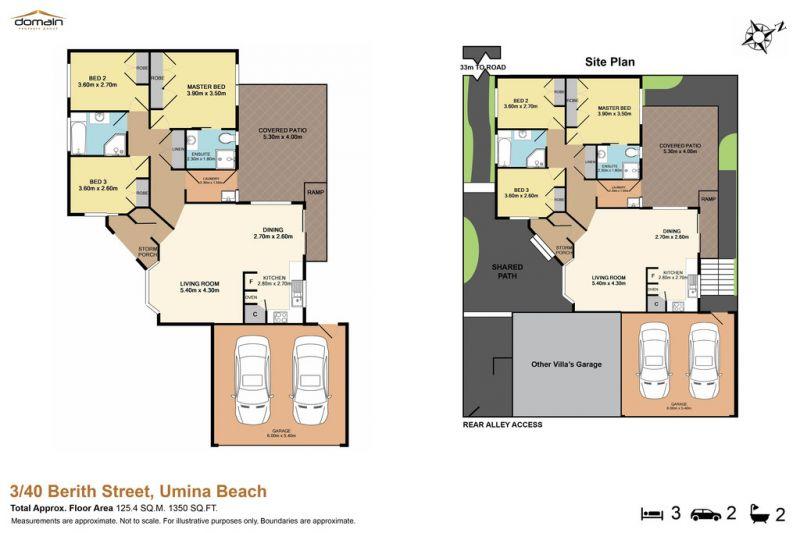 3/40 Berith Street Umina Beach 2257