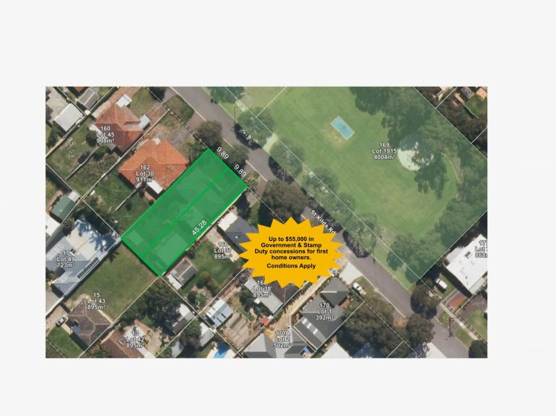 For Sale By Owner: 164 St Kilda Road, Rivervale, WA 6103