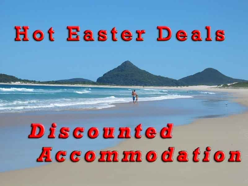 Hot Deals - Special rates for easter - 4 Nights from $275