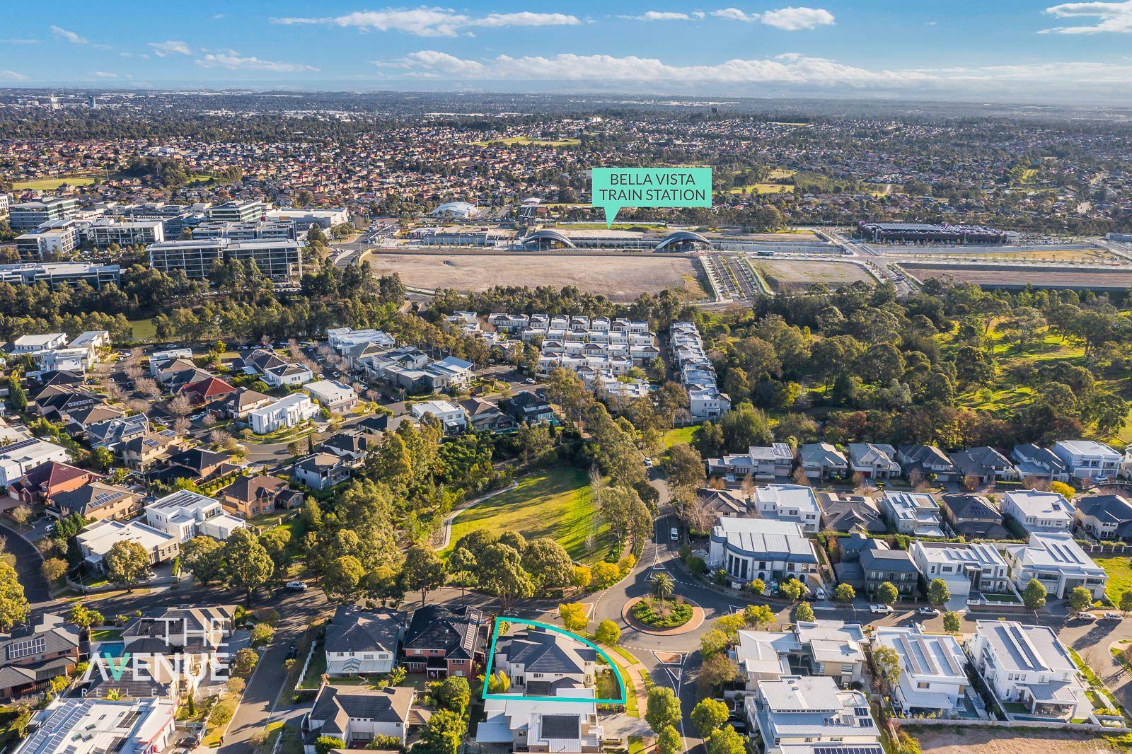 89 Edgewater Drive, Bella Vista NSW 2153
