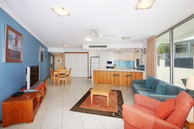 Fully furnished apartment in heart of Coolum Beach