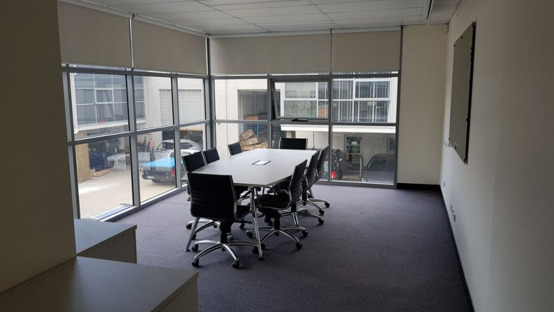 2 Secure Modern Elevated Executive offices
