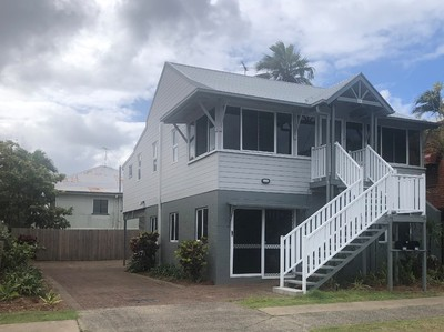 Newly Renovated Inner City Queenslander Home/Office or Offices