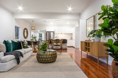 'Better Than Brand New' Luxe Living, Designed for Indulgence and Family Entertainment