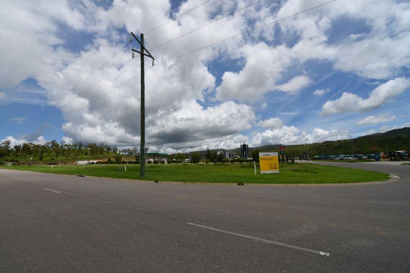 Townsville Distribution Precinct - Tripple road train access