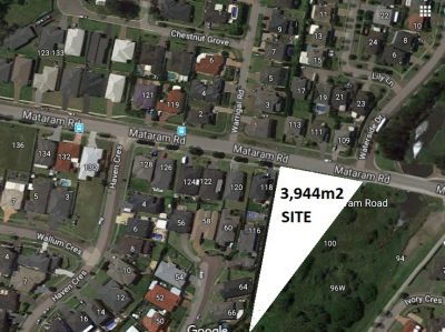 Vacant Land with DA & CC approval for a 80 kid Child Care Centre