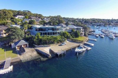 One of Sydney's Finest Waterfront Estates