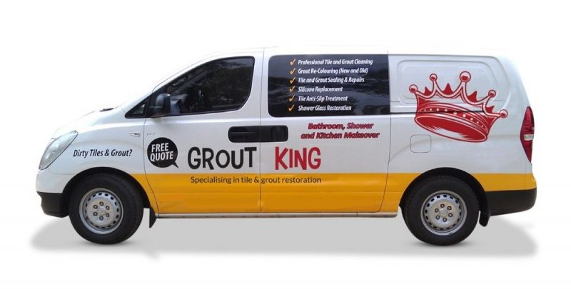 GROUT KING (Specialist in Tile and Grout Maintenance).  IPSWICH AND BRISBANE