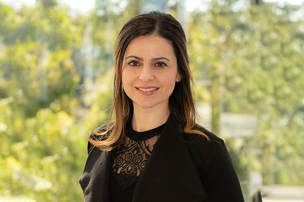 Olivia Chammas Real Estate Agent