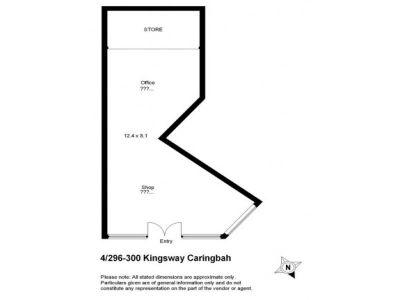 4/296 - 300 Kings Way, Caringbah
