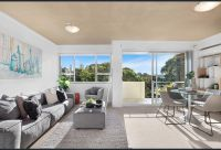 Recently Renovated, Sunny Apartment With Views In Heart Of Double Bay