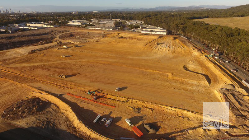 The newest development located in the heart of the central core of the Gold Coast Industrial Market