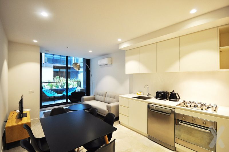 NEGOTIABLE - Furnished Two Bedroom Apartment
