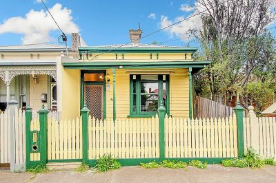 Delightful Victorian home in a premier tree lined street.