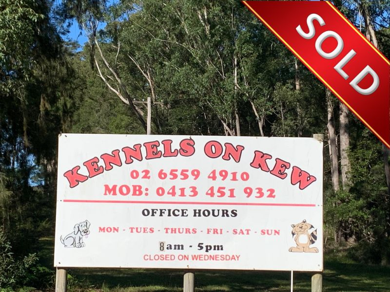 Expansive Home with Boarding Kennel Facility at Kew