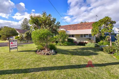 COVETED LOCATION & SPACIOUS BLOCK – ZONED R20/30