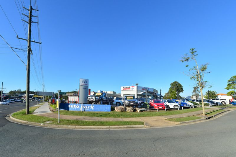 Approved Vehicle Sales Yard