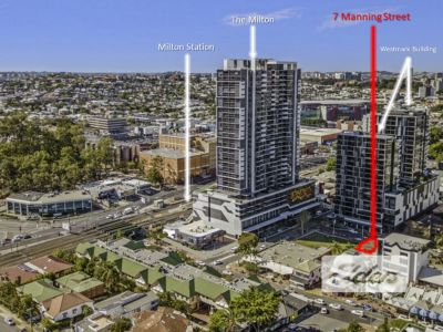 DEVELOPMENT OPPORTUNITY IN HIGH GROWTH PRECINCT!