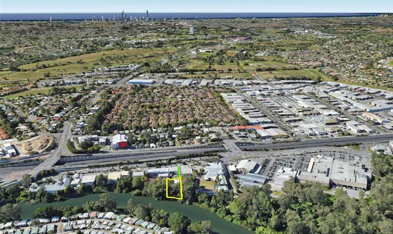 1/3 Acre Commercial Riverfront