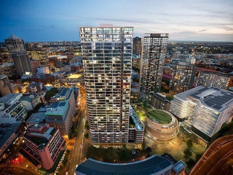 Private Rentals: 1402/83 Harbour Street, Haymarket, NSW 2000