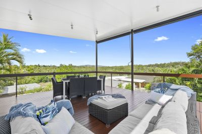 Breathtaking Views to Entertain Friends and Family on - Plus DUAL living option for downstairs. Now under contract prior to auction.