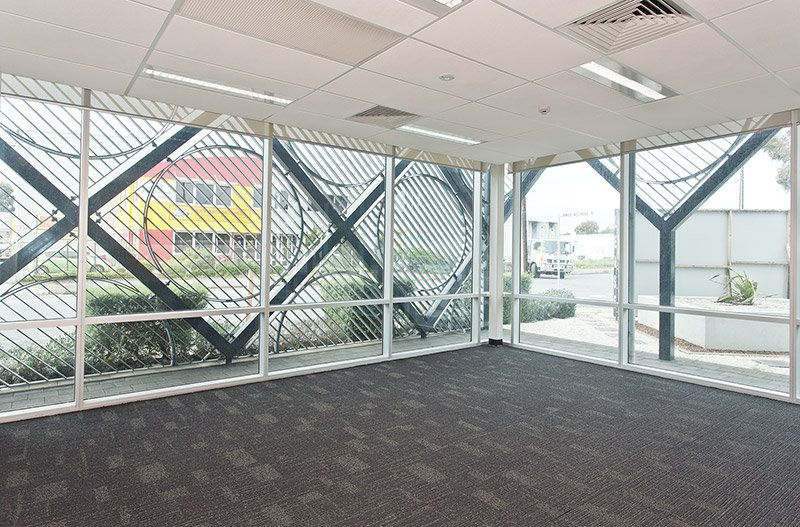 Fitted Office Space Close to Airport