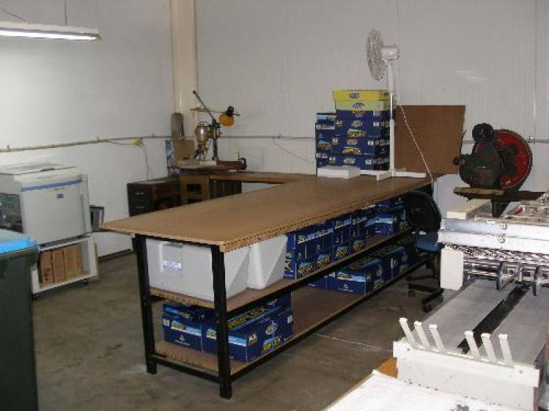 Clarence Press - Established 40 years - Good Strong Business