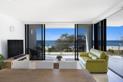 ALL-ENCOMPASSING VIEWS OF THE BEACH, OCEAN AND COASTLINE  ECLIPSE RESIDENCE