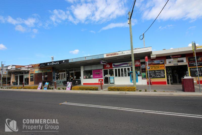 Retail For Takeway, Restaurant