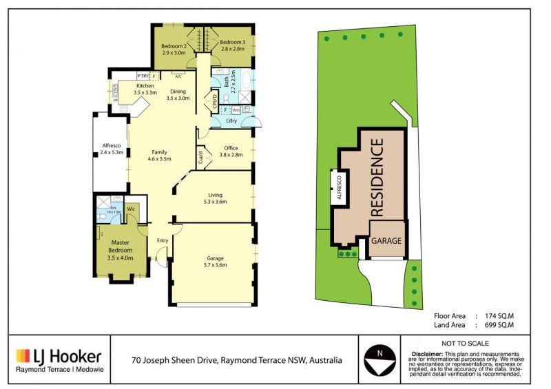 70 Joseph Sheen Drive Raymond Terrace 2324