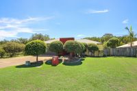 Ultimate Privacy, Huge Shed, Double Gate Side Access, Bush Backdrop!