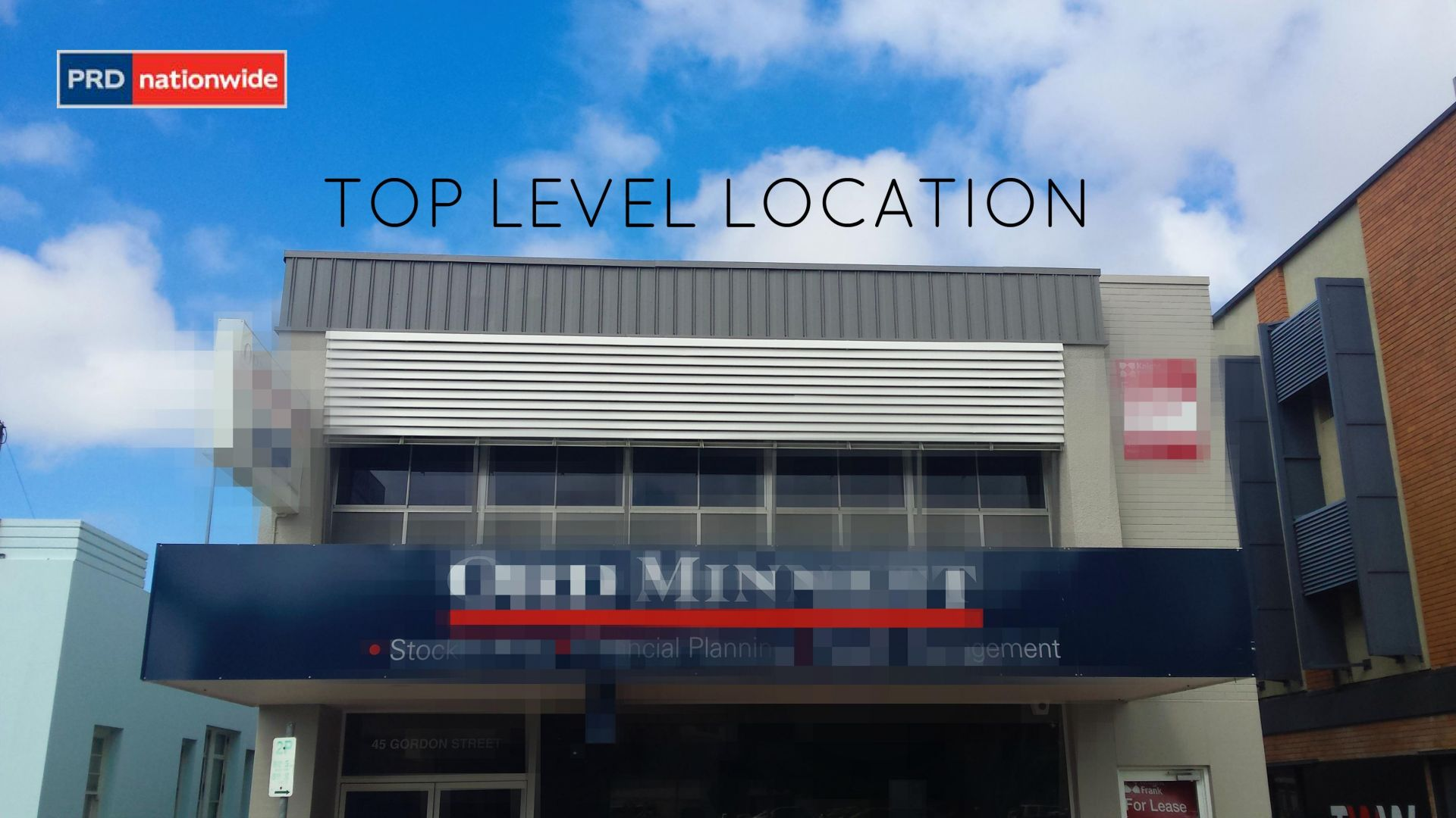PRIME TOP LEVEL LOCATION - PERFECT OFFICE SPACE + PARKING