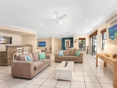 Immaculate Oyster Cove home with Marina Birth