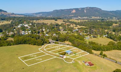 Lot 5, 4 Blue Knob Road, Nimbin