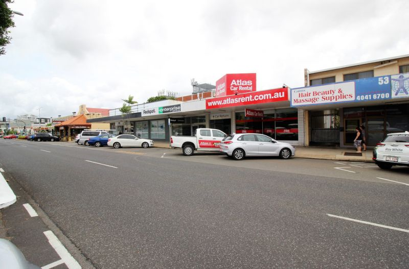 CBD Retail / Office / Residence For Lease - Sheridan Street