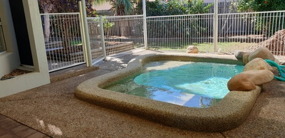 Popular Annandale Home with Pool